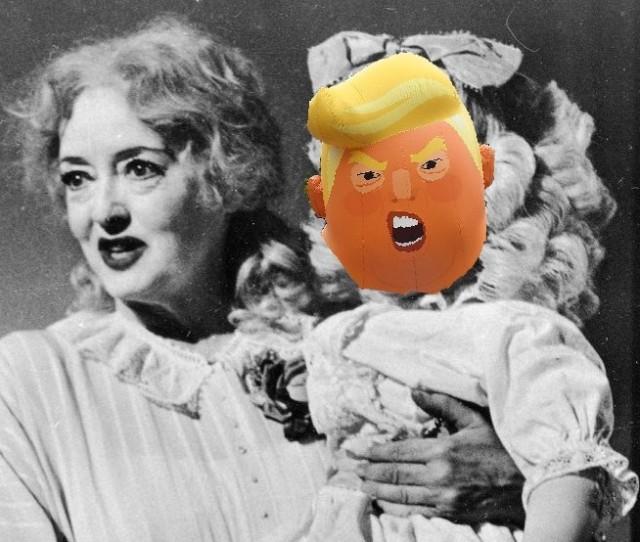 ¿Qué fue de baby Trump?